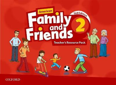 American Family & Friends: Level Two: Teacher's Resource Pack: American Family and Friends: Level Two: Teacher's Resource Pack Level 2