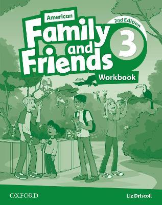 American Family and friends: Level Three: Workbook