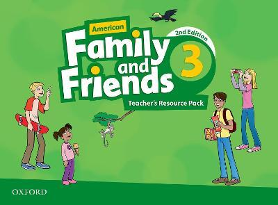 American Family and Friends: Level Three: Teacher's Resource Pack