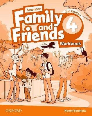 American Family and Friends: Level Four: Workbook