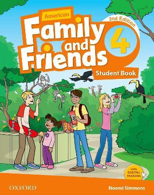 American Family and Friends: Level Four: Student Book