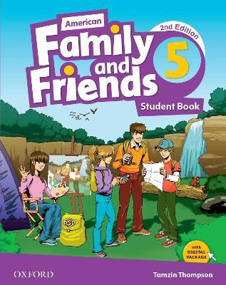 American Family and Friends: Level Five: Student Book