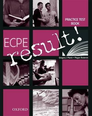 ECPE Result!: Practice Test Book and CD Pack