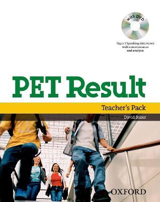 PET Result:: Teacher's Pack (Teacher's Book with Assessment Booklet, DVD and Dictionaries Booklet)