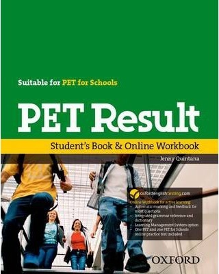 PET Result:: Student's Book & Online Workbook