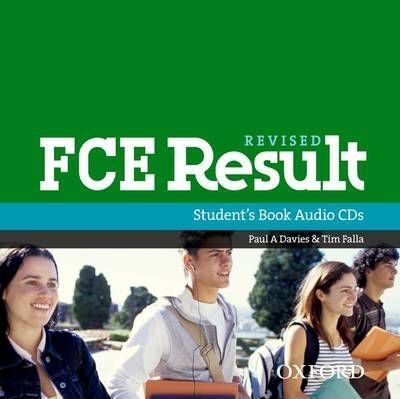 Revised FCE Result: Audio CDs (2)