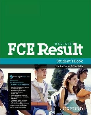 Revised Fce Result: Student's Book with Online Skills Practice Pack