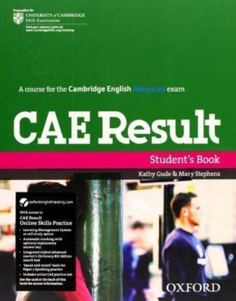 CAE Result: Student's Book and Online Skills Practice Pack