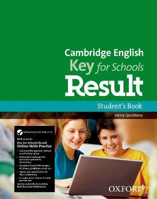 Cambridge English: Key for Schools Result: Student's Book and Online Skills and Language Pack
