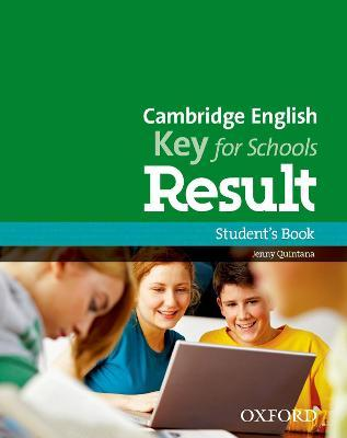 Cambridge English: Key for Schools Result: Student's Book