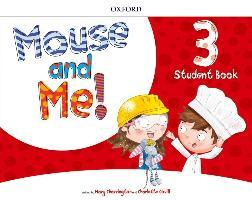 MOUSE & ME PLUS 3 STUDENTS BOOK PACK