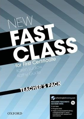 New Fast Class: Teacher's Pack (Teacher's Book with CD-ROM)