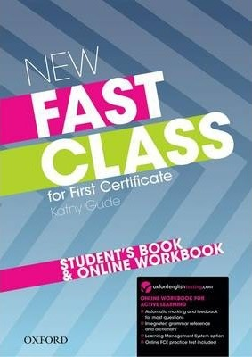 New Fast Class:: Student's Book and Online Workbook