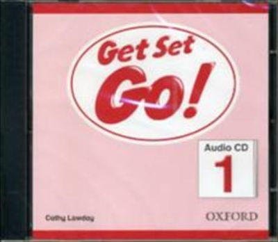 Get Set Go 1 Class CD: Class CD Level 1