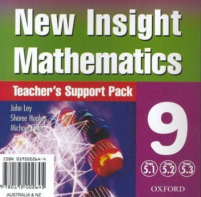 New Insight Maths Year 9 Teachers Pack Gratis