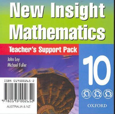 New Insight Maths Year 10 Teachers Pack Gratis