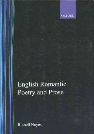 English Romantic Poetry and Prose