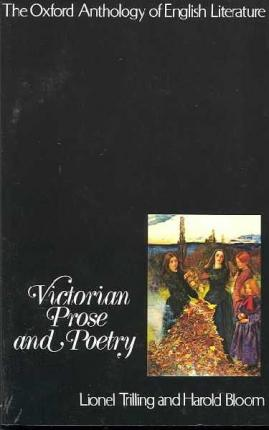 Victorian Prose and Poetry