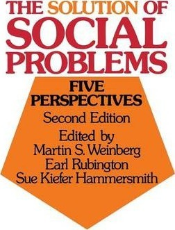 The Solution of Social Problems