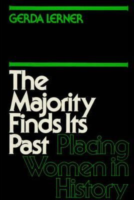 The Majority Finds Its Past