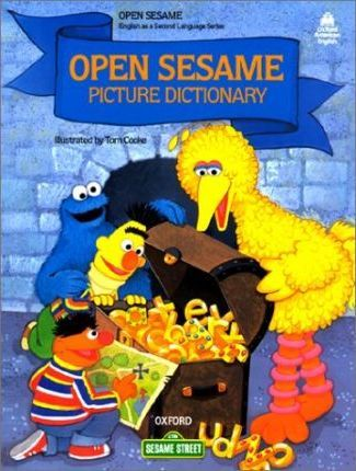 Open Sesame: Picture Dictionary