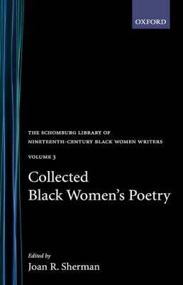 Collected Black Women's Poetry: Volume 3