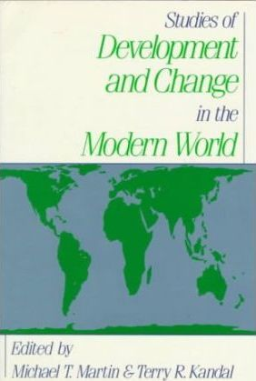 Studies of Development and Change in the Modern World