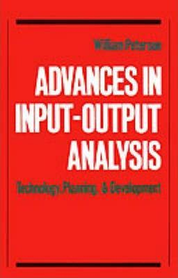 Advances in Input-Output Analysis