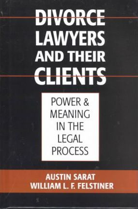 Divorce Lawyers and Their Clients