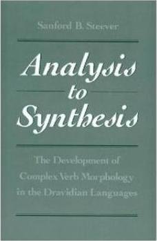 Analysis to Synthesis