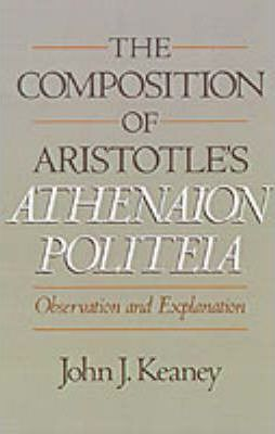 The Composition of Aristotle's Athenaion Politeia