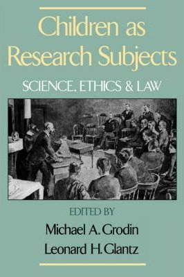 Children as Research Subjects