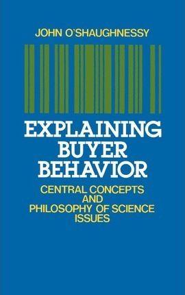 Explaining Buyer Behavior
