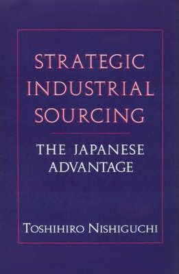 Strategic Industrial Sourcing