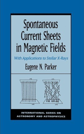 Spontaneous Current Sheets in Magnetic Fields