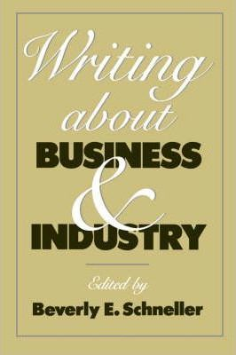 Writing About Business and Industry
