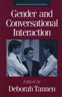 Gender and Conversational Interaction