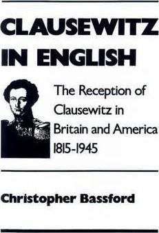 Clausewitz in English
