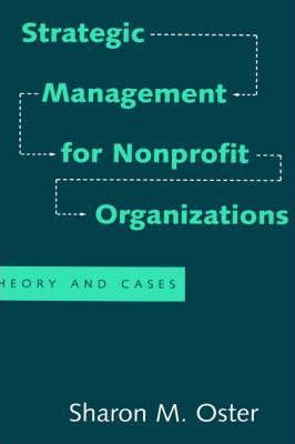 Strategic Management for Nonprofit Organizations
