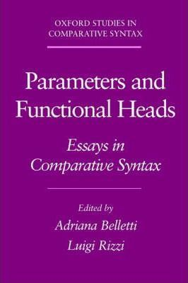 Parameters and Functional Heads