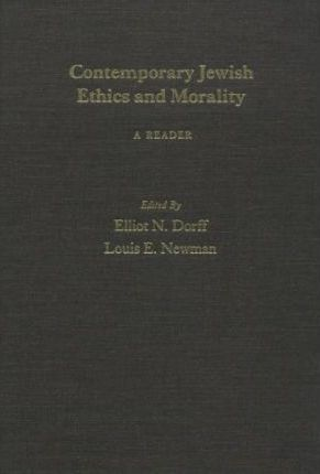 Contemporary Jewish Ethics and Morality