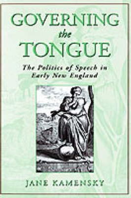 Governing The Tongue