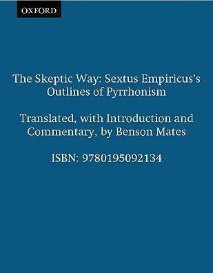 The Skeptic Way