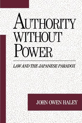 Authority without Power