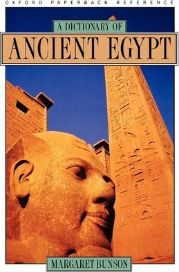 A Dictionary of Ancient Egypt
