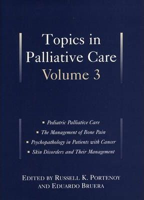 Topics in Palliative Care, Volume 3