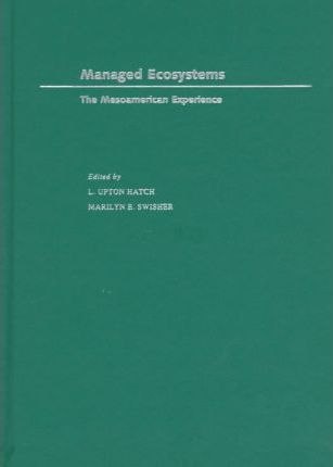 Managed Ecosystems