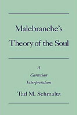 Malebranche's Theory of the Soul