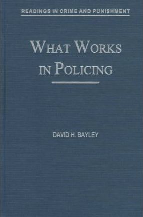 What Works in Policing