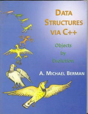Data Structures Via C++